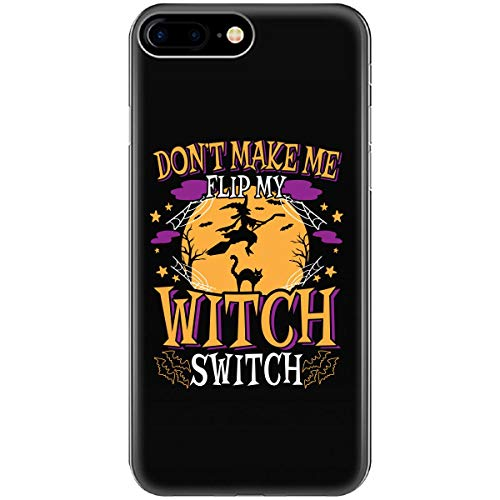 Funny Witch Halloween Costume Or Gift Idea - Phone Case Fits iPhone 6 6s 7 8 -