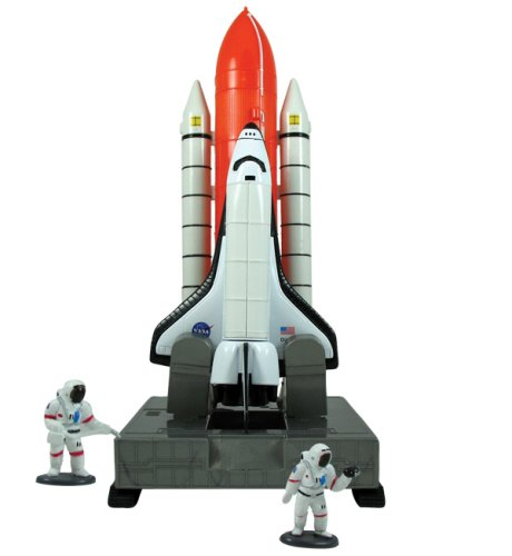 Space Explorer Space Shuttle Launch Center Playset with ...