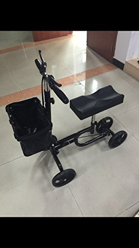 Lightweight Steerable Knee Walker
