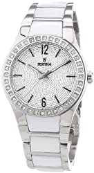 Women's Watch Festina F16657/1 Ceramic and Stainless Steel