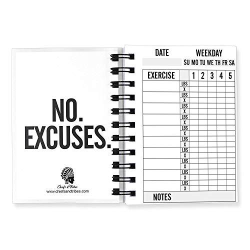 Buy workout journal log