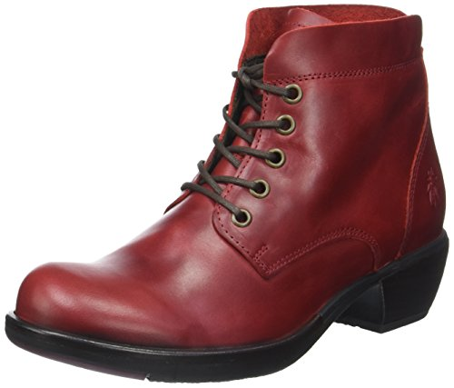 Stiefel Mesu780fly London Kurzschaft FLY Damen TnvaWII