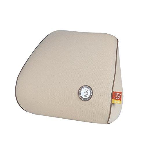 GiGi (G-1065) Gigi Memory Foam Car Neck Pillow Car Headrest,Head Pillow,Rest Pillow,Protect Neck (Beige)