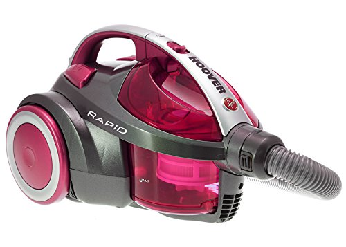 Hoover 39001239 Rapid Bagless Cylinder Vacuum Cleaner