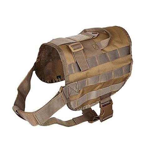 No Logo XBF-LIEQ, Policía táctica K9 Militar arnés del Perro ...