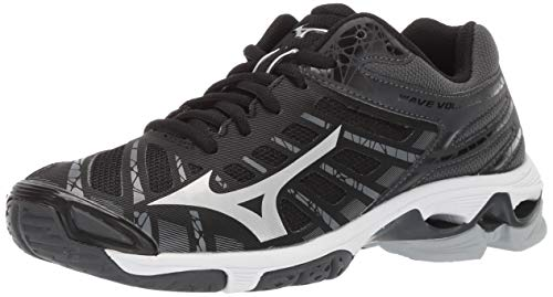 mizuno wave voltage volleyball shoes gold