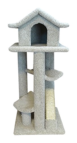 Condo Cat Wood (New Cat Condos 110141 Trees, Neutral)