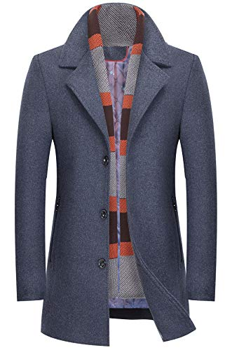 Top Mens Wool & Blends Jackets