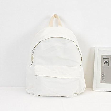 74807c0214a8 Amazon.com: KEROUSIDEN 1PCS Korean Version of The Simple Canvas ...