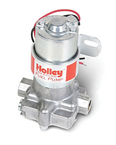 - Holley 12-801-1 Red Electric Fuel Pump - 97 GPH