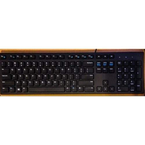 - Dell 1293 Wired Keyboard - KB216p