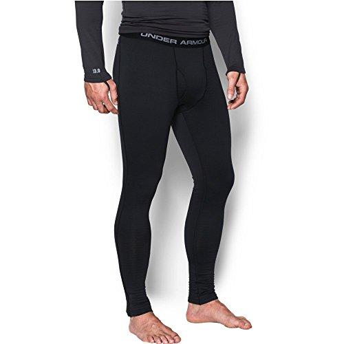 Under Armour Outerwear Men's Base 3.0 Leggings, Large, Black