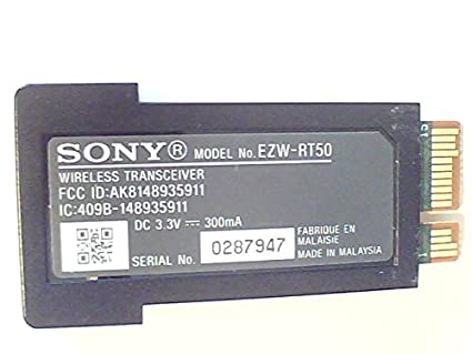 SONY 1-489-359-11 Home Theater System Wireless Transreceiver RF Modulator (