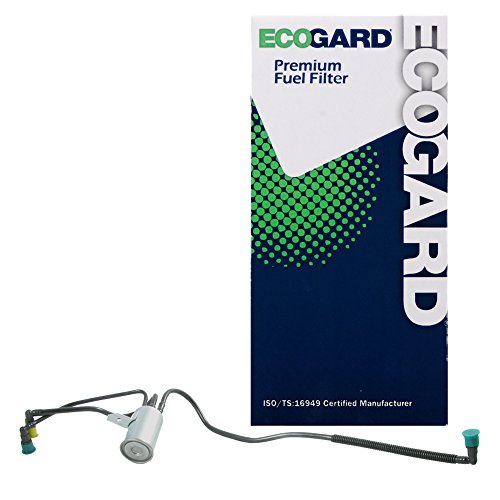 ECOGARD XF55529 Engine Fuel Filter - Premium Replacement Fits Dodge Grand Caravan, Caravan/Chrysler Town & Country, Voyager