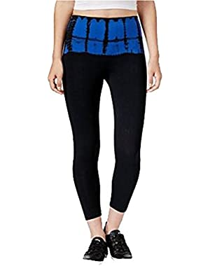 Calvin Klein Performance Leggings Black/Blue