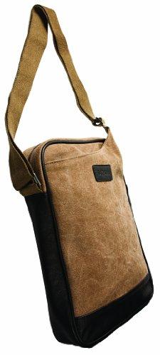 Krusell Uppsala Tablet Tasche bis 30,5 cm (12 Zoll) braun