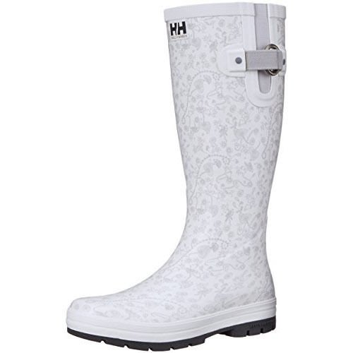 Helly Hansen W Veierland 2 Graphic Botas Slouch, Mujer, Gris (Gris/Blanco 930), 35/36 EU (3 UK)