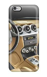 Hot Tpu Cover Case For Iphone/ 6 Plus Case Cover Skin - Ferrari Scaglietti Wallpaper