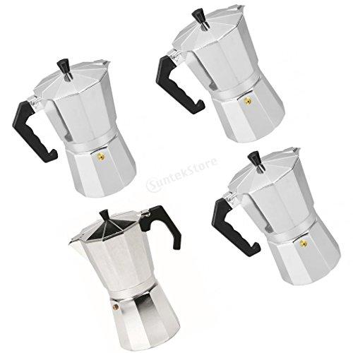 MonkeyJack-4-Pieces-Moka-Pot-Aluminum-Coffee-Maker-Kitchen-Stove-Homemade-36912-Cups