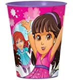 Dora and Friends Teen Favor Cup 16oz [Contains 12 Manufacturer Retail Unit(s) Per Amazon Combined Package Sales Unit] - SKU# 5296431
