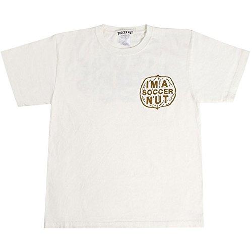統計骨髄オーバーラン◎18SS サッカージャンキー(soccer junky) SOCCER NUT 半袖TEE NUT-TEE3 フットサル Tシャツ SNW086-66