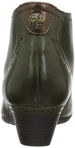 Ankle Women's Bootie Cobb Hill Evergreen Leather Aria tTqBS