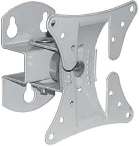 Cablematic - Soporte de monitor VESA 50/75/100 articulado (LCD-501)