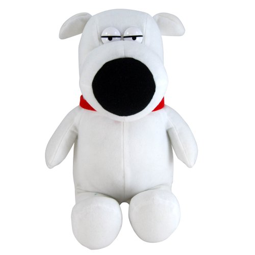 Family Guy Small Plush with Sound - Brian