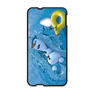 Frozen lovely snow baby Cell Phone Case for HTC One M7 by ruishername