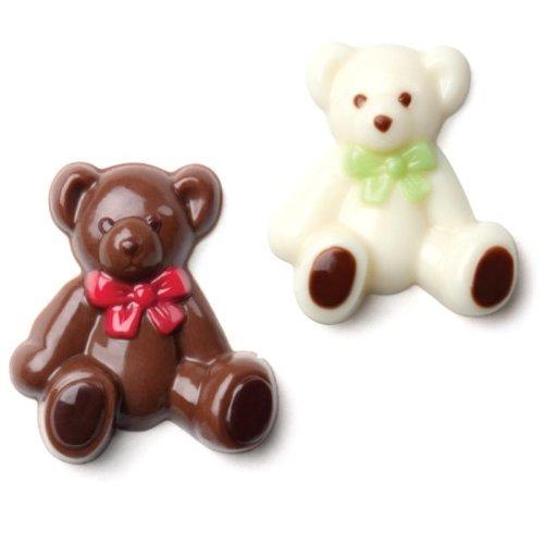 - Make N' Mold Dress My Cupcake Teddy Bear Minis Candy Mold