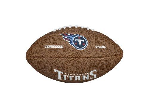 (Wilson WTF1533IDTN NFL Team Logo Mini Size Football - Tennesee)