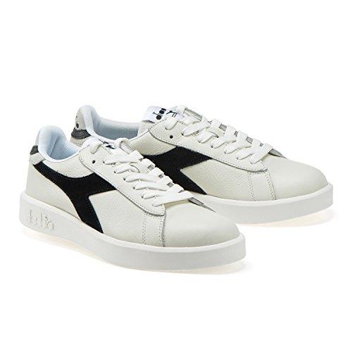 Noir Pour C0351 Game Femme Wide Diadora Sneakers L Blanc WqFwRz8Zx
