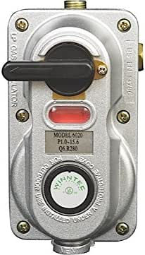 Mr Heater F273766 Multicolored Regular Propane Auto-Changeover Two Stage Regulator