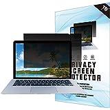 15.6''W Inch Privacy Screen Filter for Widescreen Laptop - Anti-Glare, Blocks 96% UV,Anti-Scratch with 16:9 Aspect Ratio
