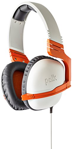 Polk Audio Striker P1 Gaming Headset - Orange