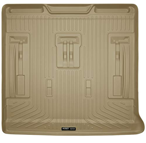 Husky Liners Cargo Liner Fits 07-14 Escalade/Tahoe/Yukon w/ 3rd row seat