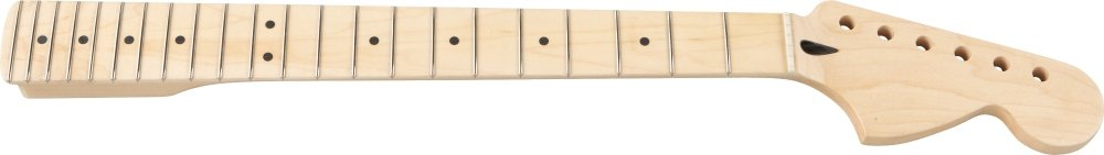 Mighty Mite MM2935 Stratocaster Replacement Neck with Maple Fingerboard and Large Headstock