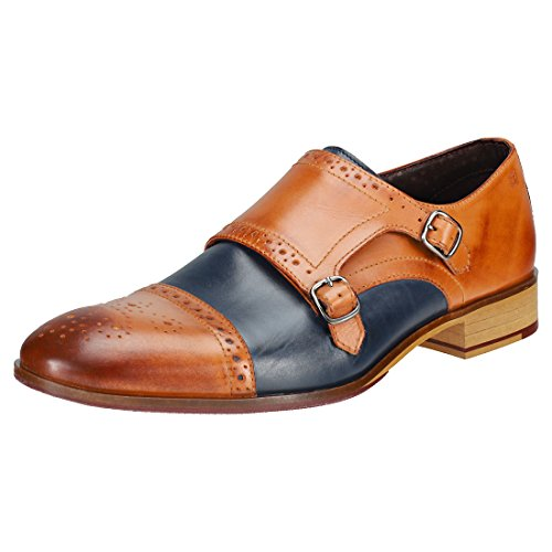 Brogues Herren Schuhe London Wister Monk 0dAAq