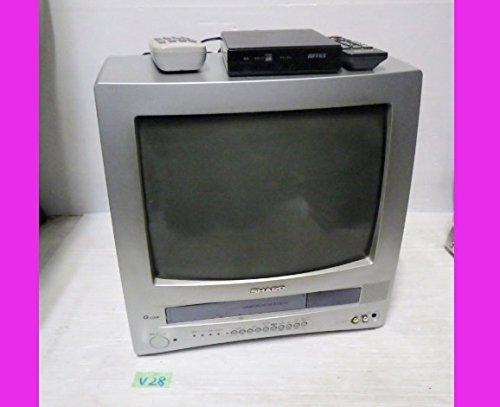 シャープ テレビデオ VT14GH5 B017ETWW6O