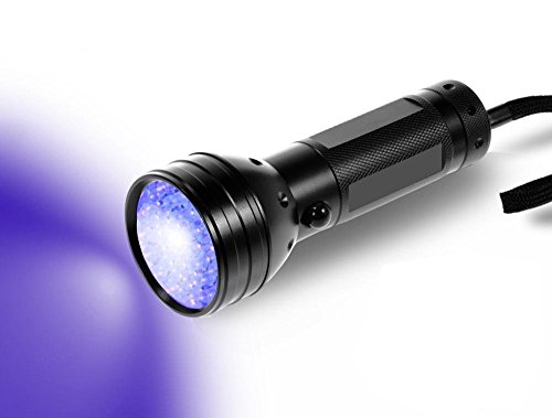 ELECLOVER 395nm Detector Blacklight Flashlight product image