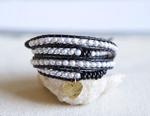 Romance Pearl Bracelet - 8