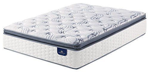 Serta Perfect Sleeper Select Super Pillow Top 500 Innerspring Mattress, (Serta Sleeper Mattress)