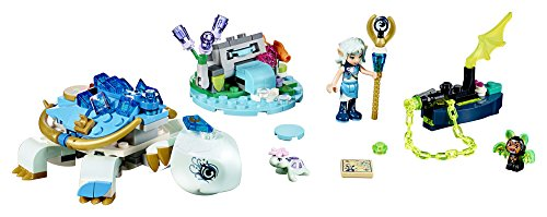 LEGO Elves Naida & the Water Turtle Ambush 41191 Building Kit (205 Piece)