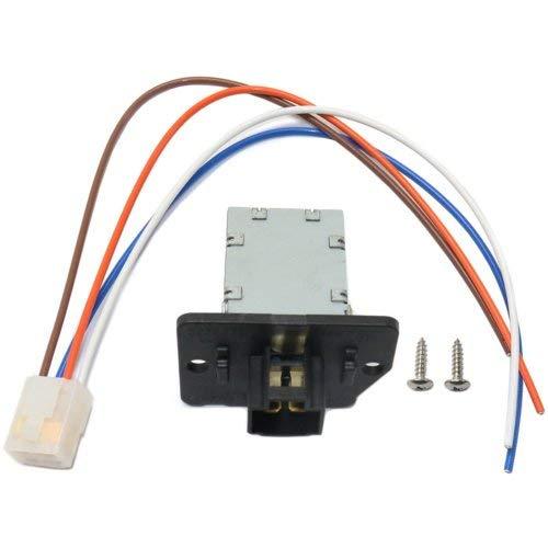 amazon com blower motor resistor for kia optima 06 17  2007 kia spectra blower motor wiring