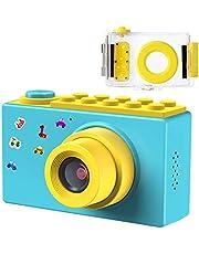 FISHOAKY Kamera für Kinder, Digitale Kamera Kinder