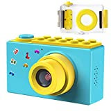 Samoleus Kids Waterproof Camera, Kids Digital Camera with Waterproof Case, Digital Camera Video