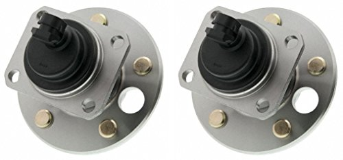 Prime Choice Auto Parts HB612359PR Rear Hub Bearing Assembly Pair (2006 Chevy Monte Carlo Parts compare prices)