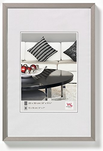 walther design Photo Frame, Steel, 60 x 80 cm