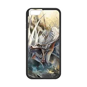 """QSWHXN Cover Shell Phone Case Dragon For iPhone 6 (4.7"""")"""