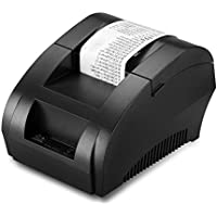 58MM USB Thermal Receipt Printer,Symcode High Speed Printing 90mm/sec, Compatible with ESC / POS Print Commands Set